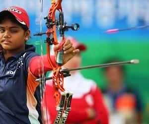 Abhishek Verma and Jyothi Surekha won gold in Asian Archery meet