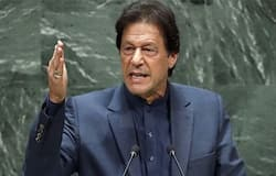 Pakistan's PM Imran Khan had to give heavy knowledge on pollution, people ask question about his education.