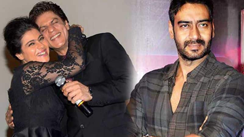 Fan to Kajol: 'Would you marry Shah Rukh Khan if you hadn't met Ajay Devgn?' Here's the answer