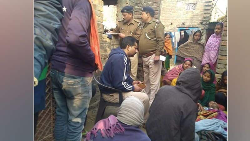 Reveals the reality of law and order in Bihar