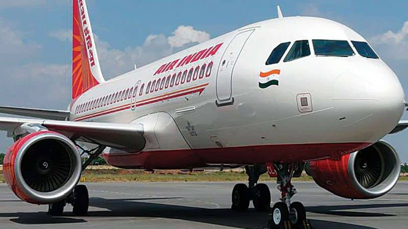 Air indai is sale modi govt announced