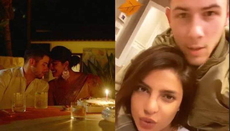 Priyanka Chopra, Nick Jonas celebrate Thanksgiving with family members (Video)