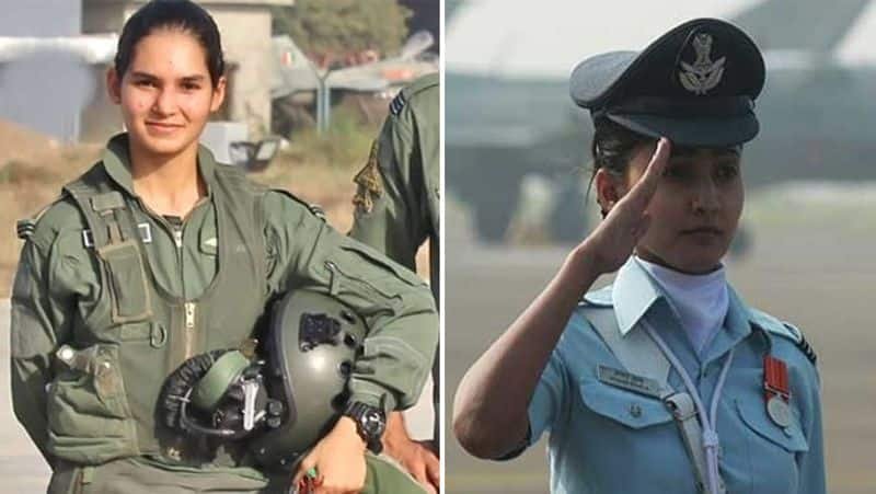 Marriage of India's first female fighter pilot Avni Chaturvedi