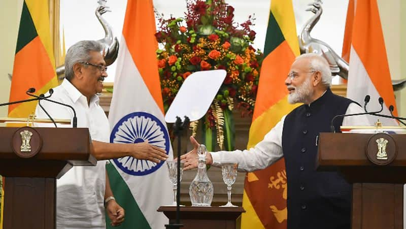 Sri Lanka will help india in controlling China's infiltration