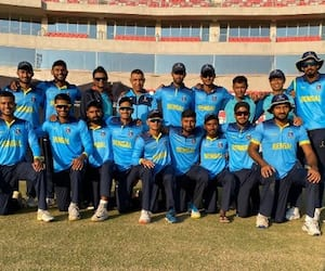 Bengal qualified for final of BCCI Under 23 One day trophy