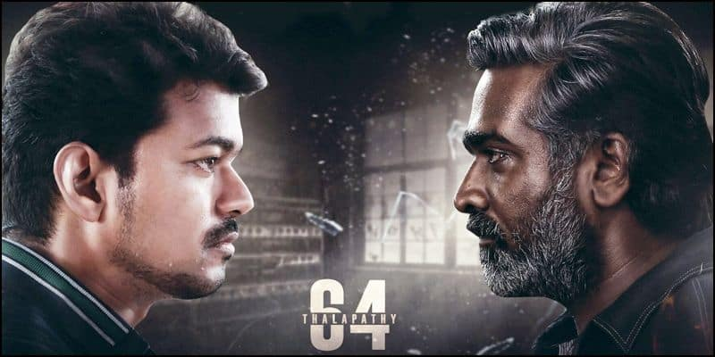 Sun TV Has Acquired the Satellite Rights of Thalapathy64