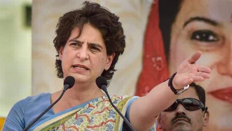 Priyanka Gandhi Suffered Security Breach Weeks After Losing SPG Cover, Group Entered Home to Click Photos