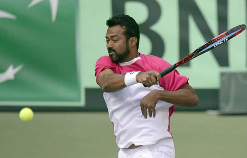 Leander paes wants to complete his dream of playing 100 grand slam and eighth olympic