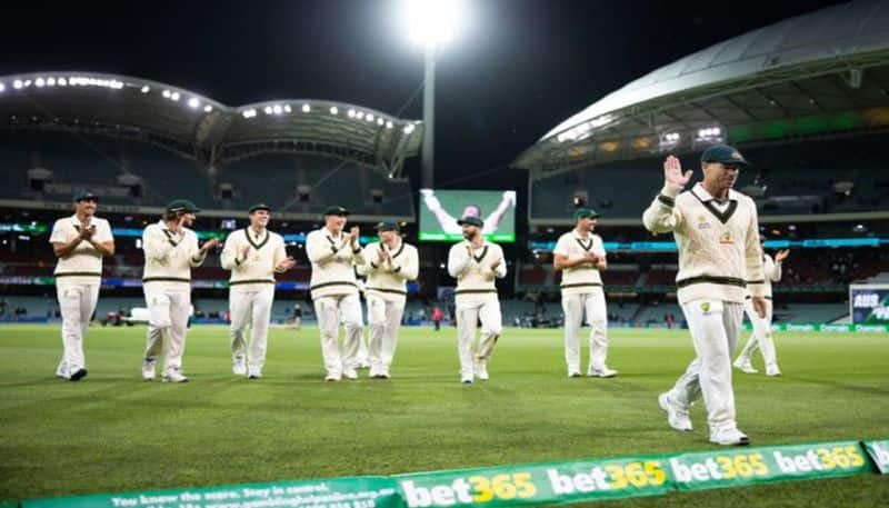 Australia on the driving seat against Pakistan in the second test