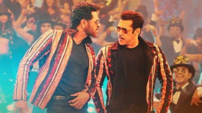 Dabangg 3: Salman Khan, Prabhu Deva turn item boys for 'Munna Badnam Hua'