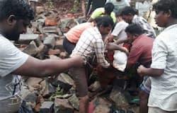 heavy rain and 10 dead in mettupalayam