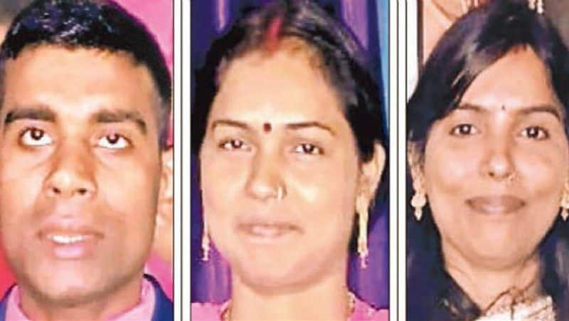 An army man shot wife and sister-in-law in Patna, then committed suicide