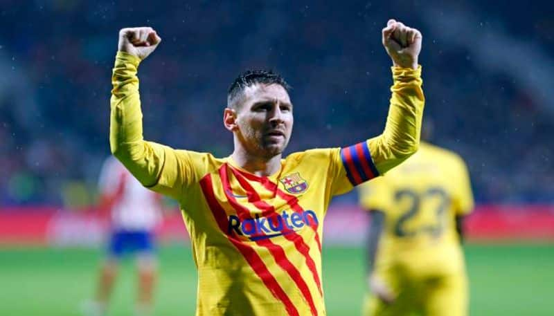 Late goal of Messi gives Barcelona three points against Atletico Madrid in La Liga