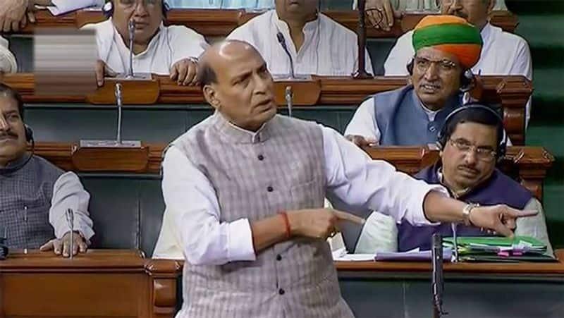 Government ready to make tougher laws on rape: Rajnath Singh in Lok Sabha