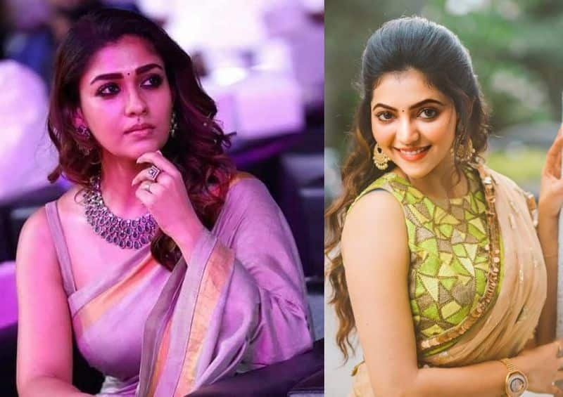 Acterss AthulyaRavi Become A Competitor to Lady Super Star Nayanthara