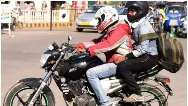 1.20 lakhs driving licence cancelled due to  not obeying traffic rules