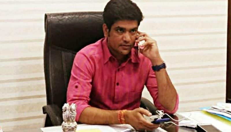 The son of state minister Laxmiratan Shukla has tested positive for Coronavirus bsp