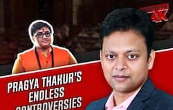 deep dive, abhinav khare,Sadhvi Pragya Thakur, MP, Bhopal, parliamnent, controversial remark,nathuram godse