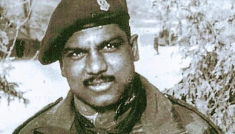 Col AG Rangaraj Indian Armys first Para Commando to be honoured as Korean War Hero