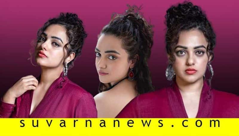 South Indian actress Nitya menon shuts up body shamers