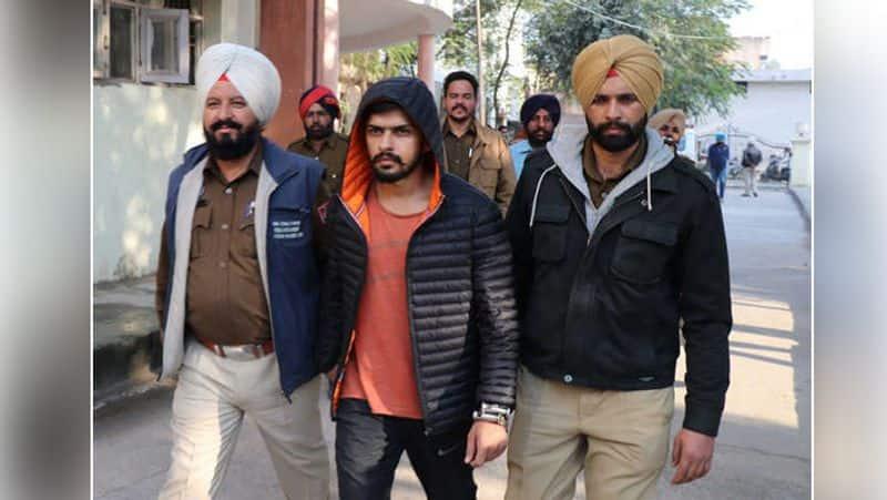 Punjab, gangster Manpreet Singh murdered outside Sky Mall, Lawrence Bishnoi gang claimed responsibility for murder