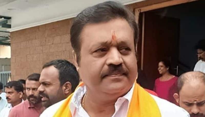 suresh gopi may  candidate kerala assembly election