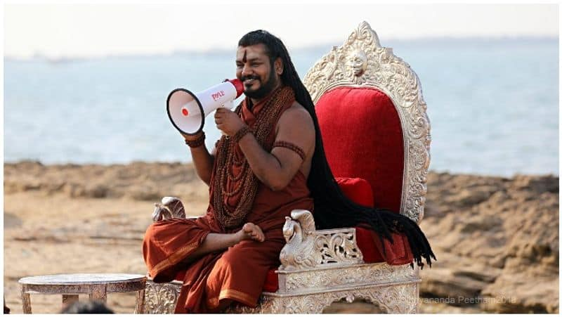 Did this thing happen to Nithyananda ..? First dalit female sannyasi released