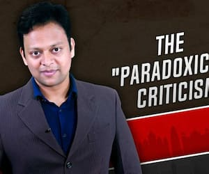 How much truth is there in not being tolerant of criticism of Modi government