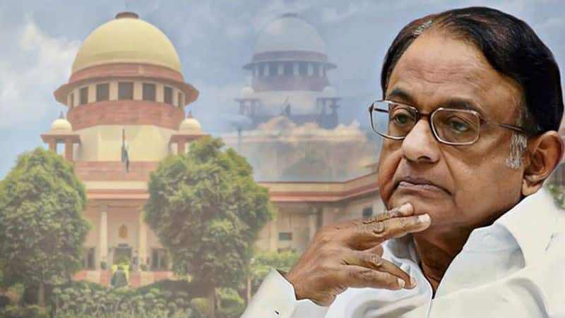 INX Media case accused Chidambaram to address media despite Supreme Court's order