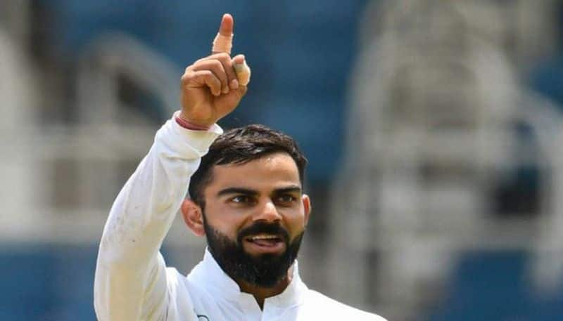 Virat Kohli reclaims the top spot of ICC world test ranking