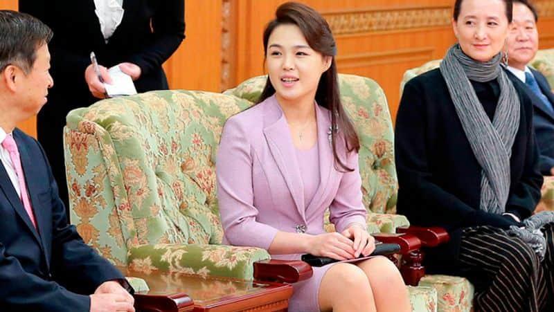 Kim jong beautiful photos of riding white horse with beautiful wife kph