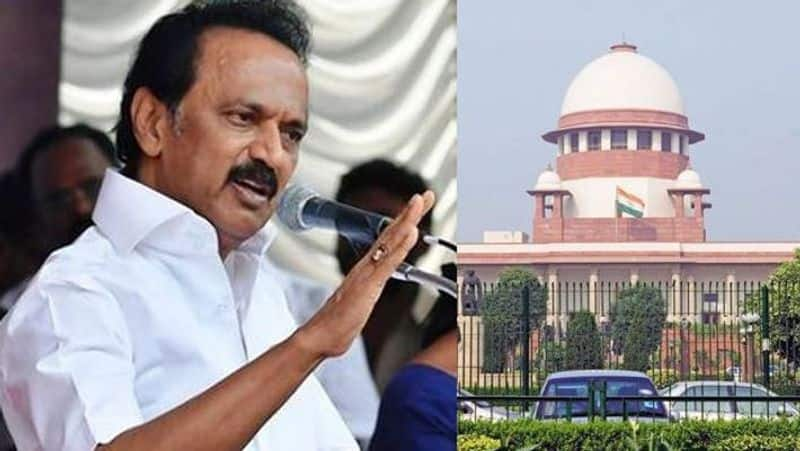 DMK request Reject...Supreme Court Action Local Body Election