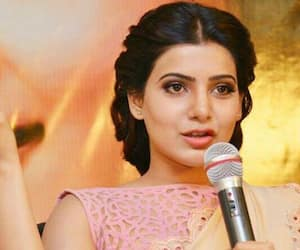 samantha on her new projects