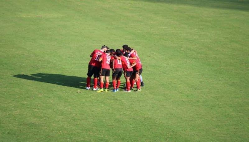Gokulam FC beat Indian Arrows to reach the top spot of I League