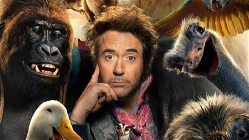 Robert Downey Jr's 'Dr Dolittle' to release in India on January 17
