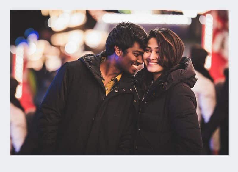 Director Atlee Wish His Wife Priya Birth Day Message Going Viral