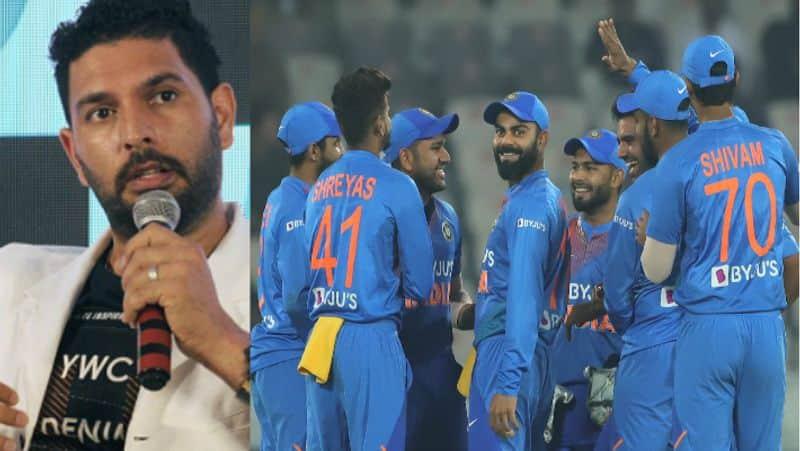 yuvraj singh slams indian players poor fielding in first t20 against west indies
