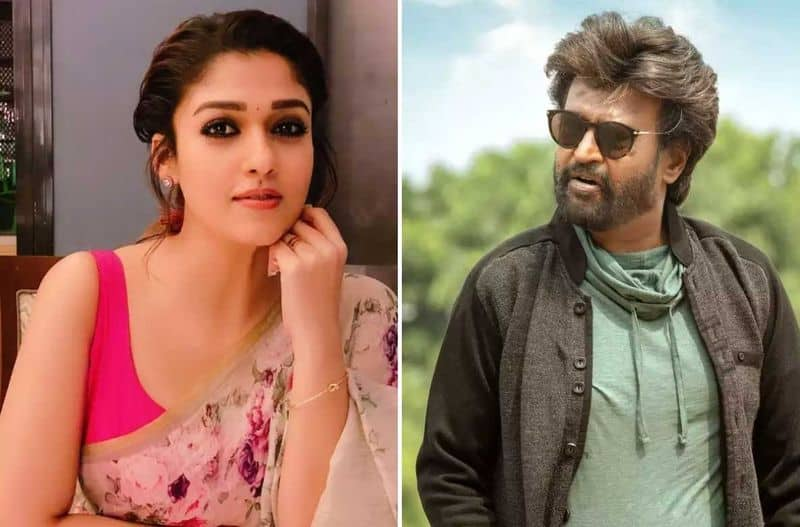 rajinikanth age is increased at the same time nayanthara galmour also day by day increased