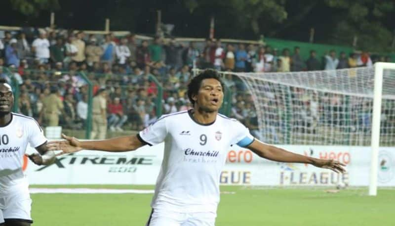 Mohun Bagan lost against Churchill Brothers in the home match of I League