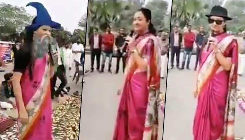 Congress leader Alka Lamba does Facebook live with 'filters' on; Twitterati laughs out loud