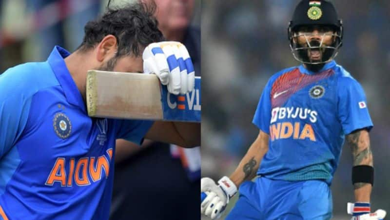 virat kohli overtakes rohit sharma and took first place in leading run scorer of t20 cricket