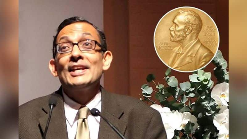 Abhijit Banerjee and Esther Duflo gift Bag and books to Nobel Museum