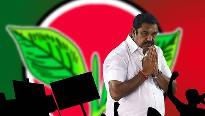 Chief Minister Edappadi palanisamy meets reporters at 2.30 p.m.