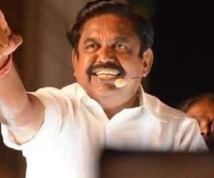 Edappadi Palanisamy condemned the former minister