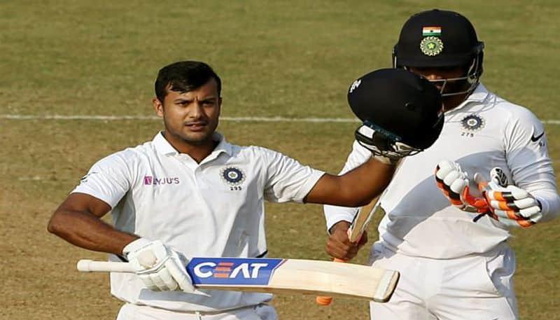Mayank Agarwal replaces injured Shikhar Dhawan in the ODI team