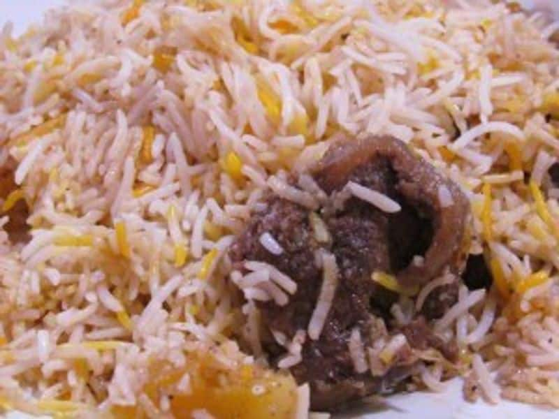 price hike reaction briyani price increased - nearly 10 rs to 50 rs onion