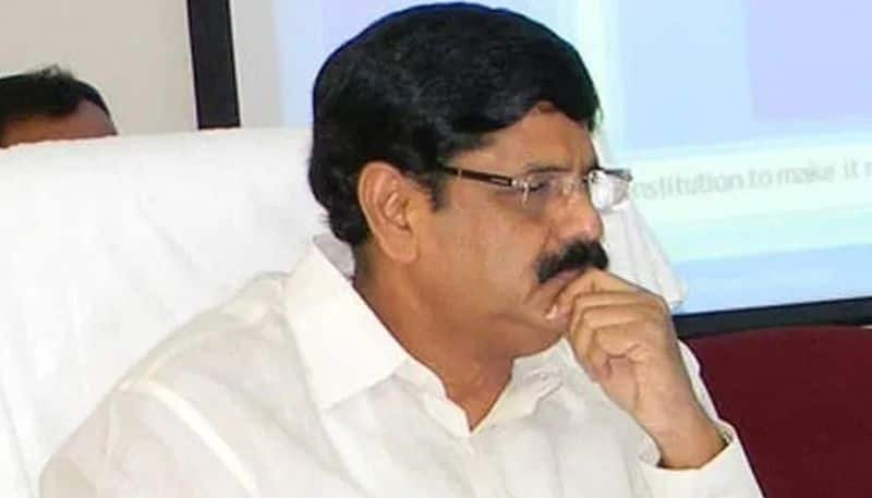 anam ramanarayana reddy, dharmana prasadarao serious comments on officers in Andhra pradesh