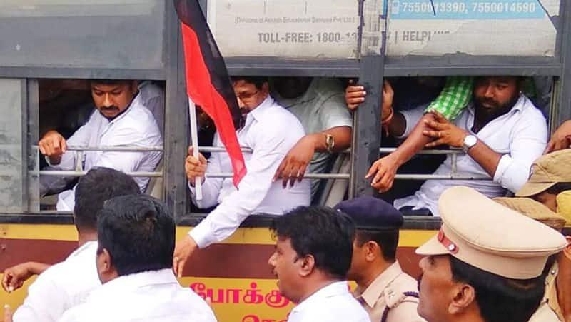 Udhayanidhi Stalin arrest
