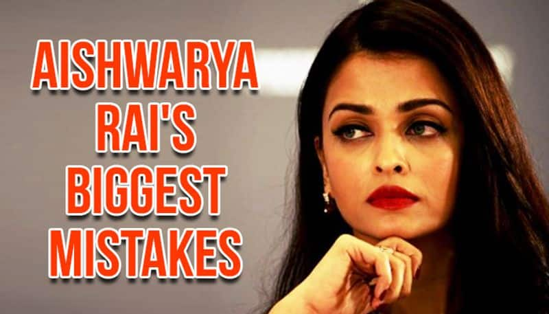 Bollywood actress Aishwarya Rai Bachchan is a world personality with many blockbusters to her credit, not just in Bollywood but internationally too.