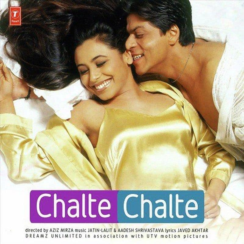 When Bollywood actor Salman Khan dropped in on the sets of Chalte Chalte and indulged in a huge argument with Aishwarya, Shah Rukh Khan, not being able to cope up with the ruckus, replaced Aishwarya with Rani.